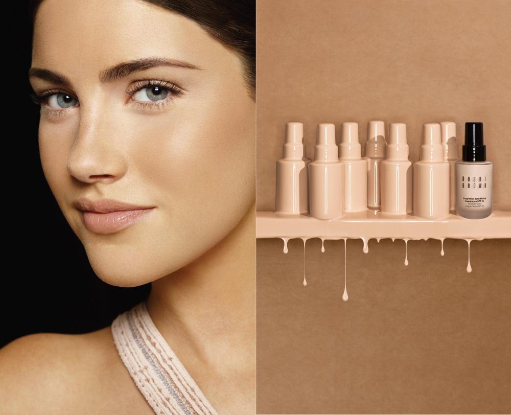 NEW Bobbi Brown Skin Long-Wear Weightless Foundation SPF15