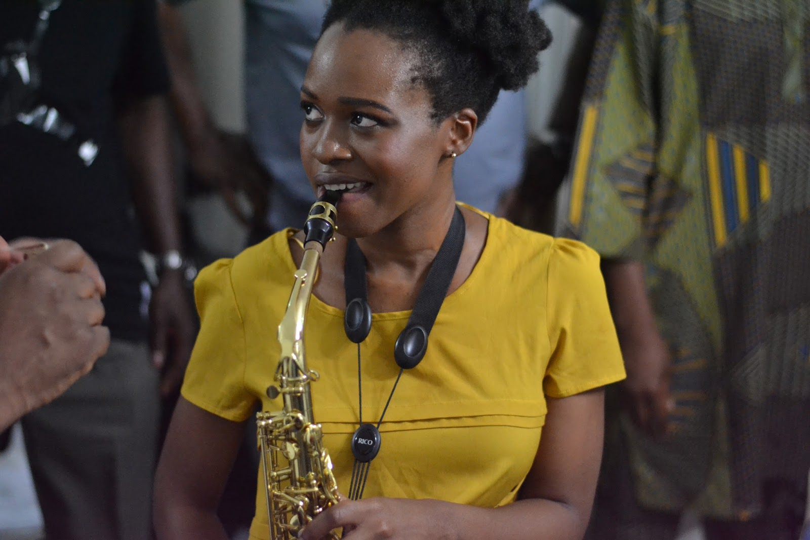 igbobi college school song on the sax