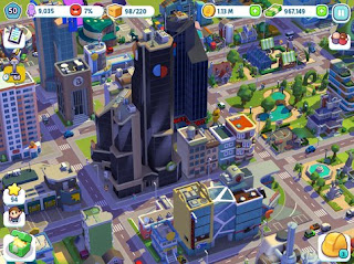City Mania: Town Building Mod `APK + Official APK