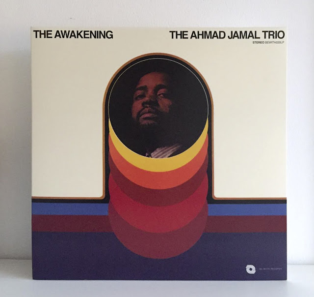 The Ahmad Jamal Trio Vinyl The Awakening
