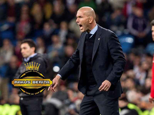 5 Alasan Utama Zidane Akan Dipecat Madrid