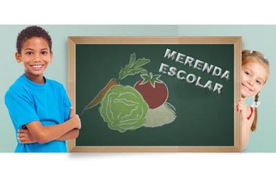 receitas merenda escolar