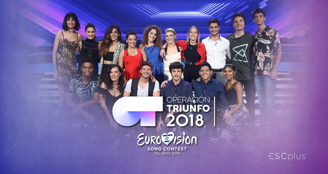 Unlike last year Opeeración Triunfo was brought to the end - and victory of  Famous - before they started the search for Euroviison entry and entrant in  a ... 36428819fda23