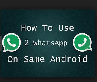 Cara Menggunakan Account WhatsApp di Dua Ponsel Berbeda Secara Bersamaan