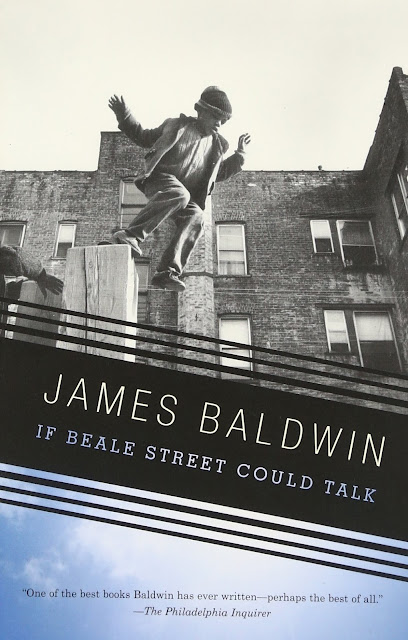 Book Cover for If Beale Street could Talk by James Baldwin