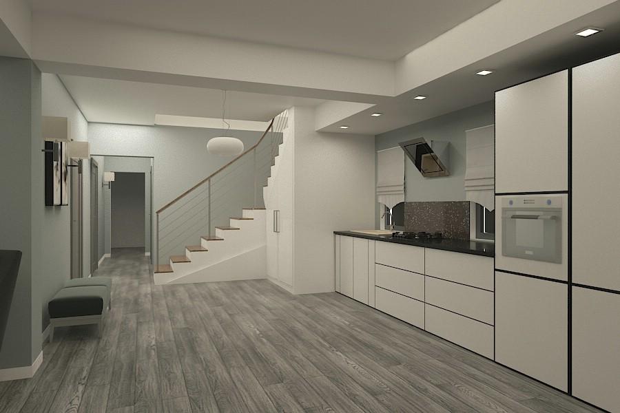 Design interior case moderne Braila -  Arhitect / Amenajari interioare Braila