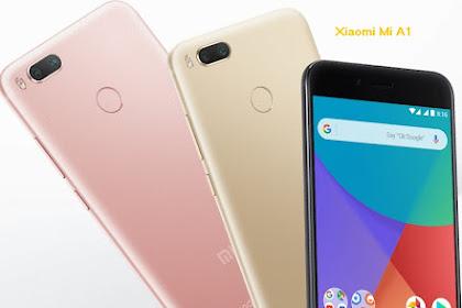 Harga Xiaomi Mi A1 Review Dan Spesifikasi Lengkap