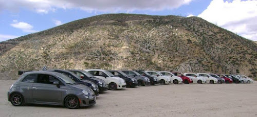 SoCal Abarth Club