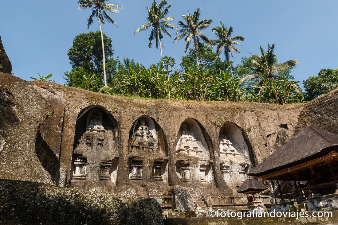 Pura Gunung Kawi en Bali