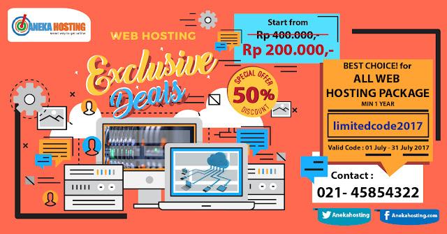 Web Hosting Murah Terbaik di Indonesia