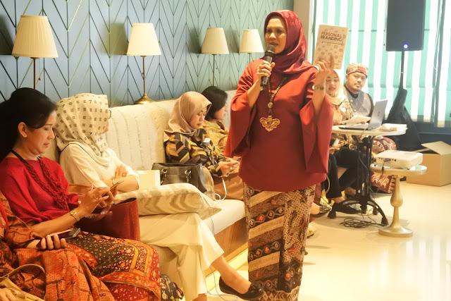 """Peluncuran Buku Dewi Haroen """"Personal Branding, Sukses Karir Di Era Millenial"""""""