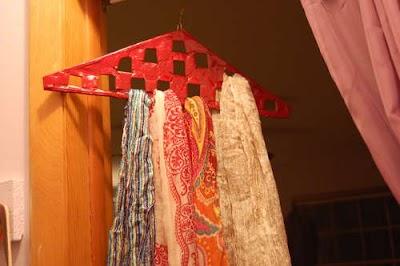 Como organizar nuestros Pañuelos de Cuello