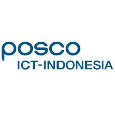 Logo PT Posco ICT Indonesia