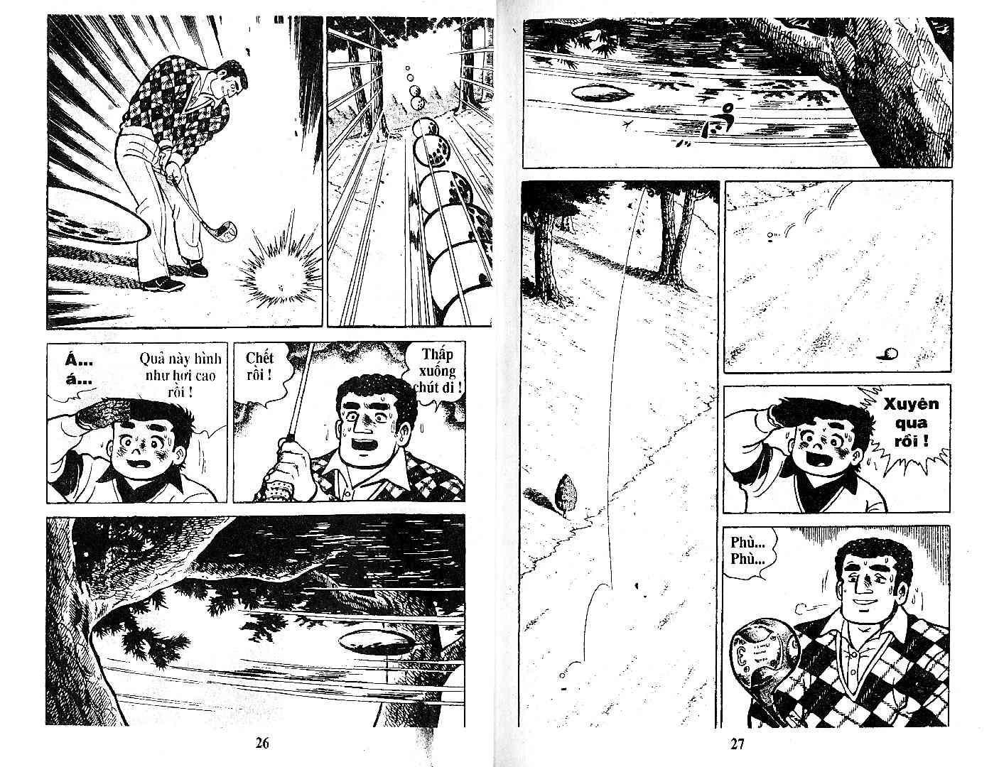 Ashita Tenki ni Naare chapter 26 trang 12