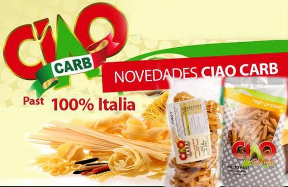 ciao carb pasta