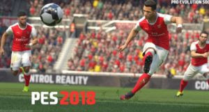 Pes 2018 iso PPSSPP Free Download