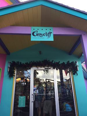 Graycliff Chocolatier in Nassau, Bahamas - curiousadventurer.blogspot.com
