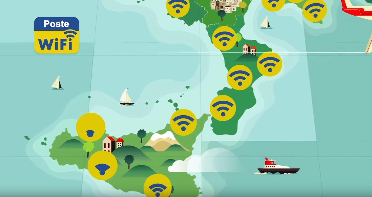 Canzone Pubblicità Meteo Poste WiFi