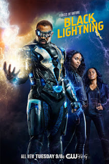 Black Lightning Temporada 2 audio español