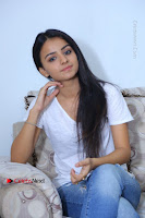 Telugu Actress Mahima Makwana Exclusive Stills in Blue Denim Jeans  0115.JPG