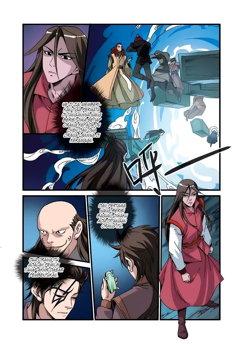 Komik xian ni 047 - chapter 47 48 Indonesia xian ni 047 - chapter 47 Terbaru 3|Baca Manga Komik Indonesia