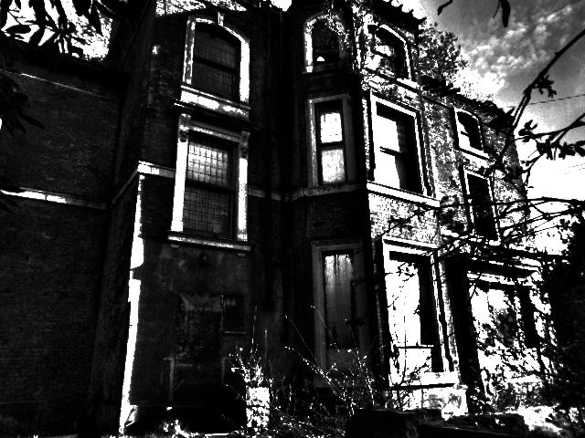 Mansion House on Vine Street Prestwich