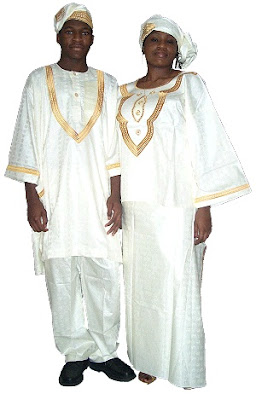 Folk Dresses Of West Africa Traditional Dresses Of West