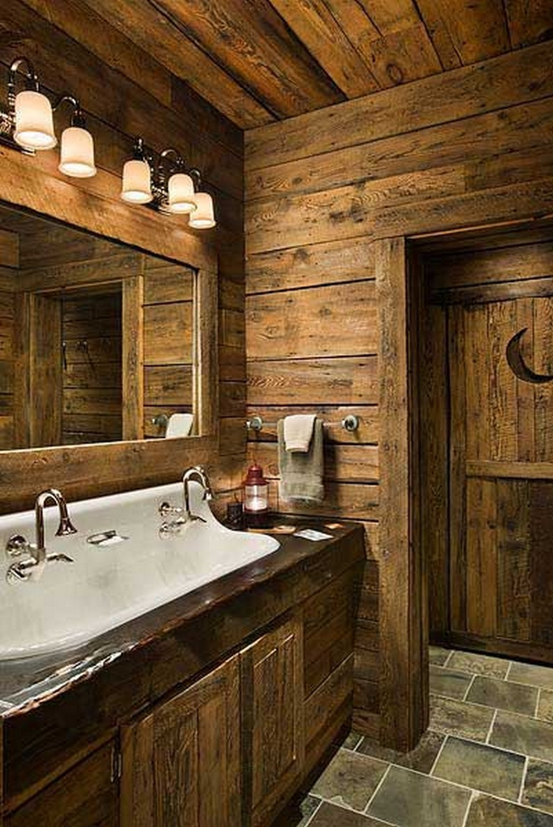 Home Decorating Ideas On A Budget: 25 Decorating On A Budget DIY Rustic Bathroom Decor Ideas To Try At Home