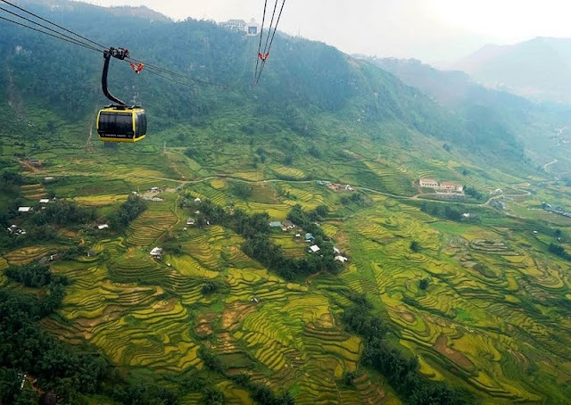 The Ideal Rice Viewing Itinerary In Sapa