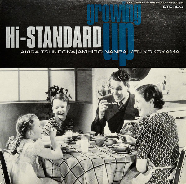 """Hi-Standard's """"Growing Up"""" turns 23 years old today"""
