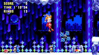 sonic 3 angel island revisited