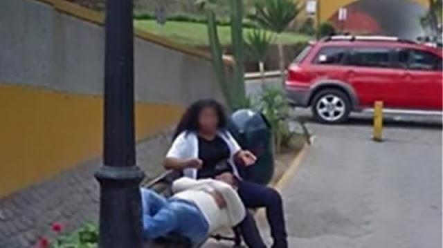 Απίστευτο: Ανακάλυψε ότι τον απατούσε η γυναίκα του μέσω Street View