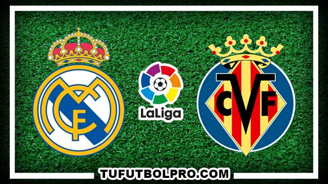 Ver Real Madrid vs Villarreal EN VIVO Por Internet Hoy 21 de Septiembre 2016