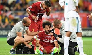 تفاصيل إصابة محمد صلاح وموقفه من كأس العالم تعرف علي اخر أخبار اصابة محمد صلاح الخطيرة