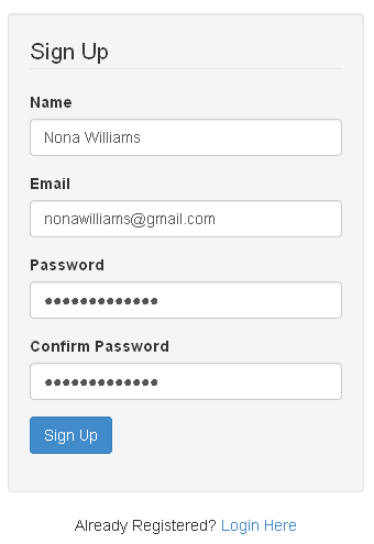 php-registration-form
