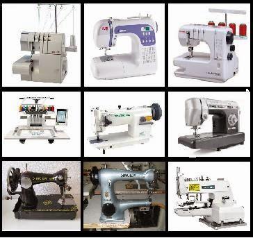 2b5ba41fd2 ¿Para que sirve cada máquina de coser  Y las máquinas que necesitas para  iniciar tu negocio.