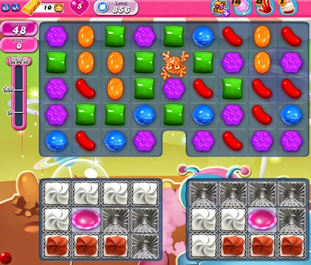 Candy Crush Saga 856
