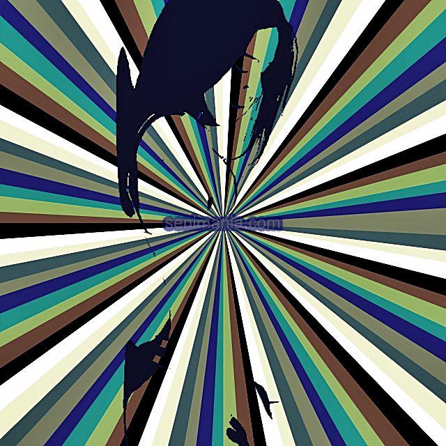 Gambar Pop Art  Background Strip Sketsa Seorang Wanita Abstrak  Gaya Andy Warhol