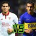 Sevilla x Boca Juniors ao vivo online - Amistoso