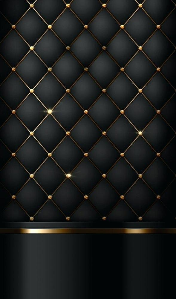 Black And Gold Wallpaper New Luxury Stereo