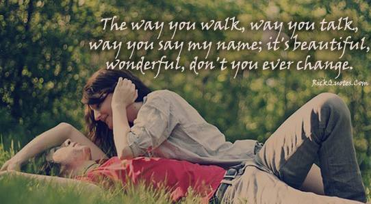 Love Quotes | The Way You Love Me