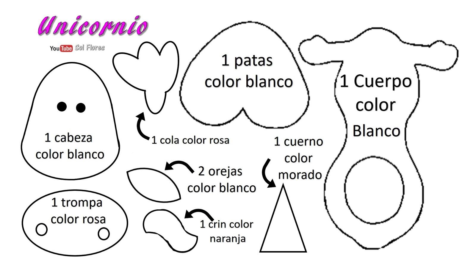 Molde Para Imprimir De Laco Lonita De Cilicone: DIY Cómo Hacer Dulceros De Goma Eva Para Regalar En San