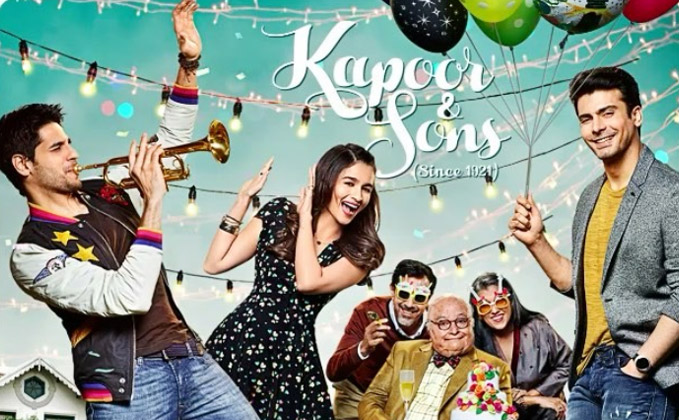 Kapoor And Sons Torrent Movie Download 2016