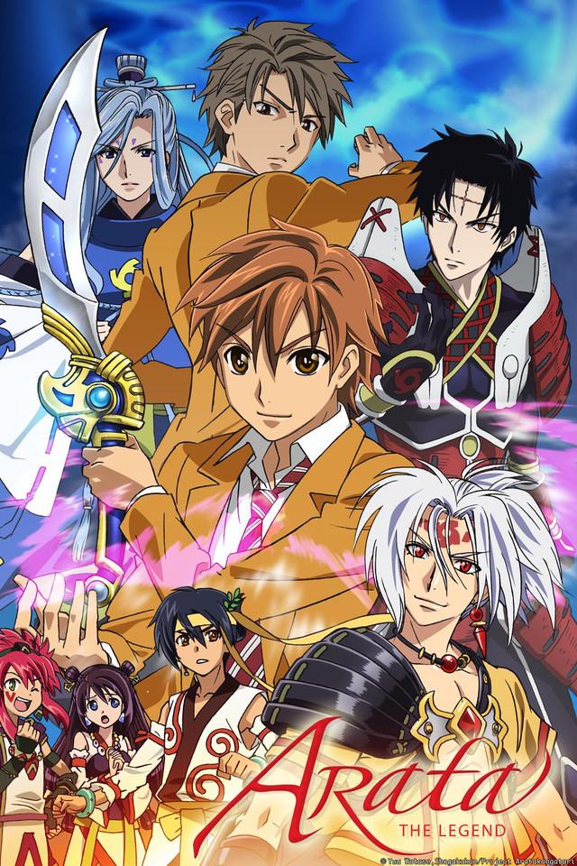 Genre Action Fantasy Adventure Romance Format Japanese With English Subtitles
