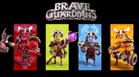Brave Guardians Apk