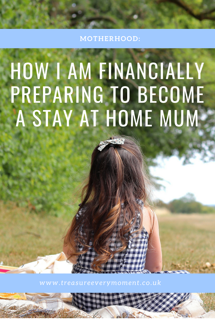 MOTHERHOOD: How I am Financially Preparing to become a Stay at Home Mum