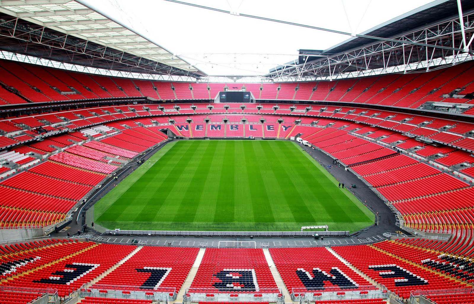 Top 5 Largest Football Stadiums in England