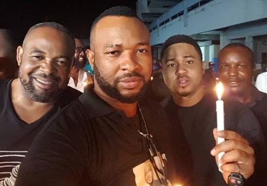 kasvid candle night vigil