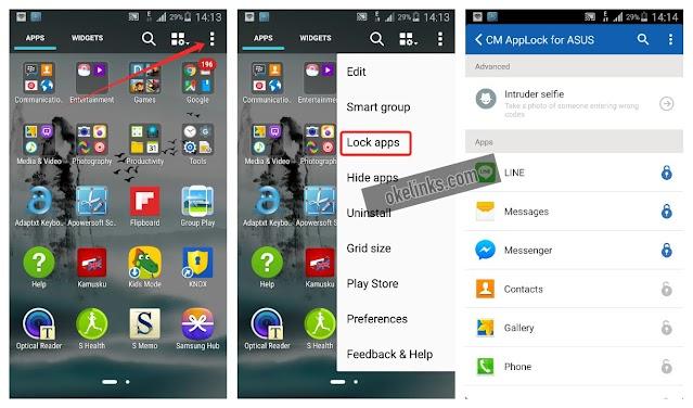 Aplikasi launcher android banyak fitur terbaik