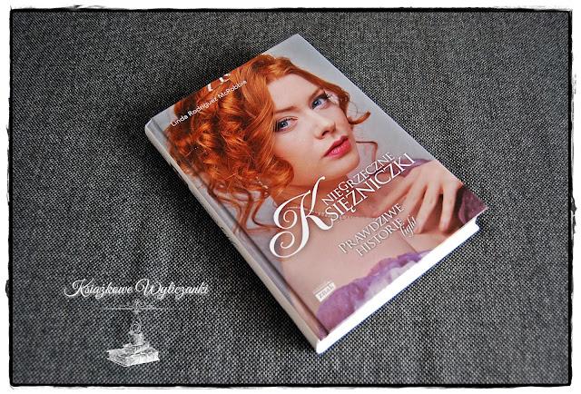 """""""Niegrzeczne księżniczki"""" Linda Rodrigez McRobbie"""